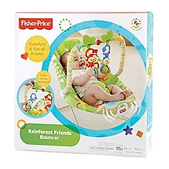 Fisher-Price - Rainforest friends bouncer
