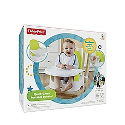 Fisher-Price - Fisher Price Quick Clean n Go Booster Seat