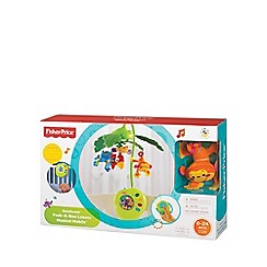 Fisher-Price - Rainforest peek-a-boo leaves musical mobile