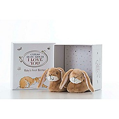 Guess How Much I Love You - Booties Set