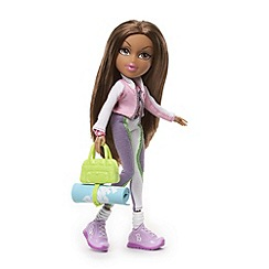 Bratz - Fierce fitness doll - Yasmin