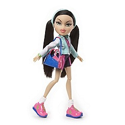 Bratz - Fierce fitness doll - Jade