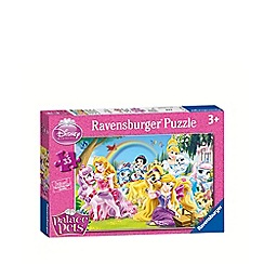 Disney Princess - Jigsaw puzzle - 35 pieces