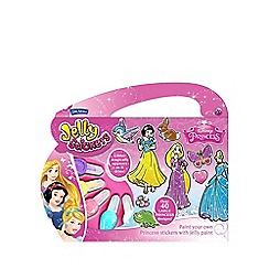 Disney Princess - Jelly stickers