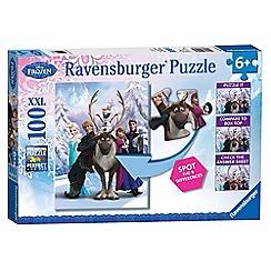 Disney Frozen - 100xxl jigsaw puzzle