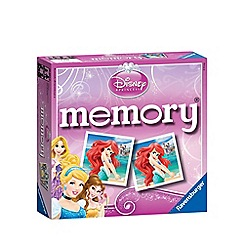 Disney Princess - Mini memory picture card game