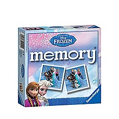 Disney Frozen - Mini memory picture card game