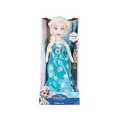 Disney Frozen - 15-inch Elsa soft plush doll