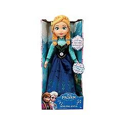 Disney Frozen - 15-inch Anna soft plush doll