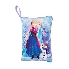 Disney Frozen - Hide n sleep cushion