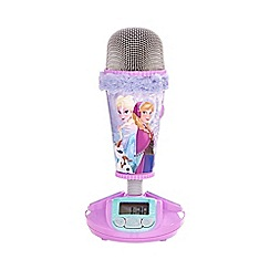Disney Frozen - Microphone alarm clock