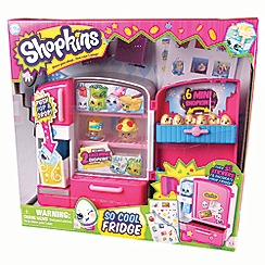 Shopkins - So Cool Fridge Playset