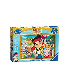 Jake & The Neverland Pirates - Giant floor puzzle - 24 pieces