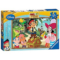 Jake & The Neverland Pirates - Jigsaw puzzle - 35 pieces