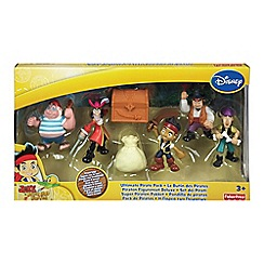 Jake & The Neverland Pirates - Deluxe adventure figure pack