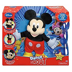Mickey Mouse Clubhouse - Dance and shout mickey