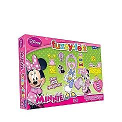 Minnie Mouse Bow-Tique - Fuzzy-felt bow-tique