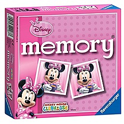 Mickey Mouse Clubhouse - Mini memory picture card game