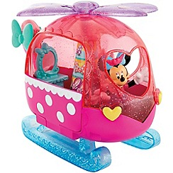 Minnie Mouse - Flyin' style helicopter