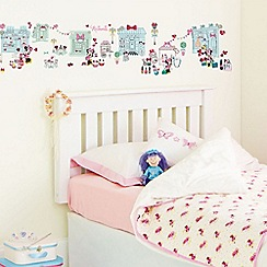 Minnie Mouse - Stick a story wall stickers