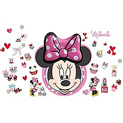 Minnie Mouse - Clap and glow wall stickers