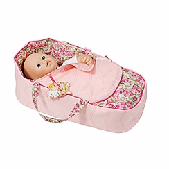 Baby Annabell - 2 in 1 Sleeping Bag and Carrie
