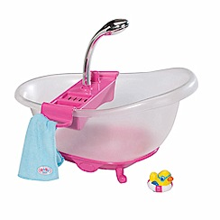 Baby Born - Interactive bathtub with duck