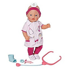 Baby Born - Deluxe doctor set