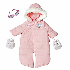 Baby Annabell - Deluxe 2 in 1 winter set