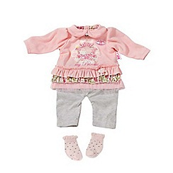 Baby Annabell - Outfits on hanger