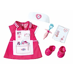 Baby Born - Nurse set