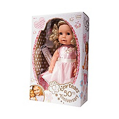 Tiny Tears - Golden princess anniversary doll