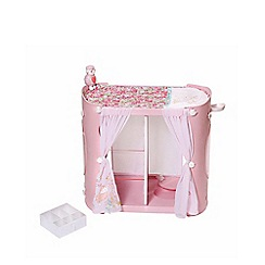 Baby Annabell - 2 in 1 baby unit wardrobe and changing table