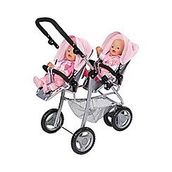 Baby Born - Twin jogger