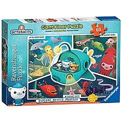 Octonauts - Giant floor puzzle - 60 pieces