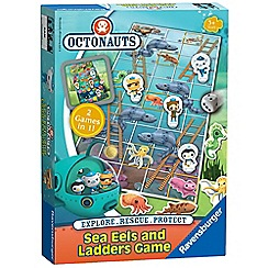 Octonauts - Snakes and ladders game