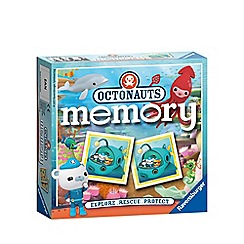 Octonauts - Mini memory picture card game