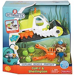 Octonauts - Gup-Y and shellington