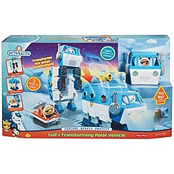 Octonauts - Gup-I transforming polar vehicle