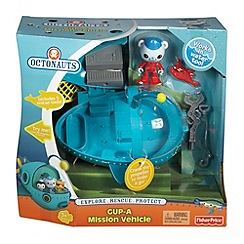 Octonauts - Gup-A mission vehicle