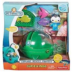 Octonauts - Gup-E and peso