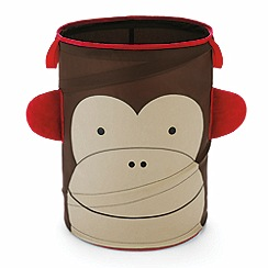 Skip Hop - Zoo Pop-Up Monkey Storage Bin