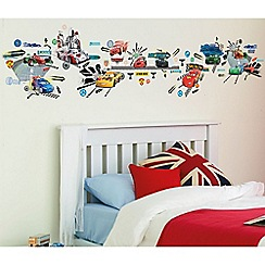 Disney Cars - Stick a story wall stickers