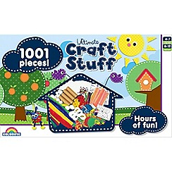 Colorific - Ultimate craft stuff - 1001 pieces