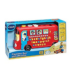 VTech - Playtime Bus with phonics