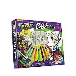 John Adams - Turtles blopens activity set