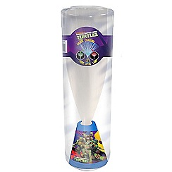 Teenage Mutant Ninja Turtles - Fibre optic lamp