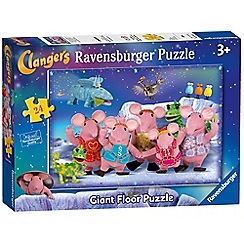 Ravensburger - Giant floor puzzle - 24 pieces