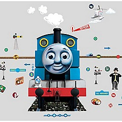 Thomas & Friends - Clap 'n' glow wall stickers