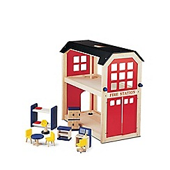 Pintoy - Fire station & accessories